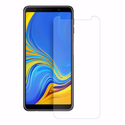 Picture of Eiger Eiger GLASS Tempered Glass Screen Protector for Samsung Galaxy A7 (2018) in Clear