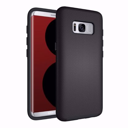 Picture of Eiger Eiger North Case for Samsung Galaxy S8+ in Black