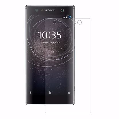 Picture of Eiger Eiger 3D GLASS Full Screen Tempered Glass Screen Protector for Sony Xperia XA2 Ultra in Clear