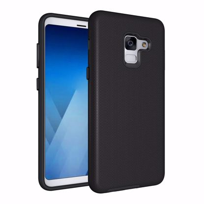 Picture of Eiger Eiger North Case for Samsung Galaxy A8 (2018) in Black