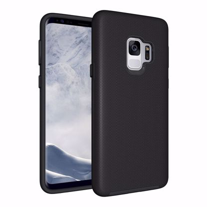 Picture of Eiger Eiger North Case for Samsung Galaxy S9 in Black