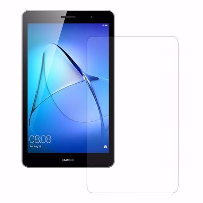 Picture of Eiger Eiger Tablet GLASS Tempered Glass Screen Protector for Huawei T3 8in in Clear