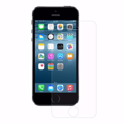 Picture of Eiger Eiger GLASS Tempered Glass Screen Protector for Apple iPhone 5/5s/SE in Clear