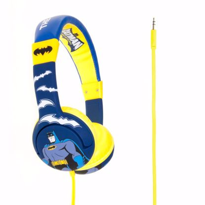 Picture of OTL OTL Batman Junior Headphones - The Brave and The Bold