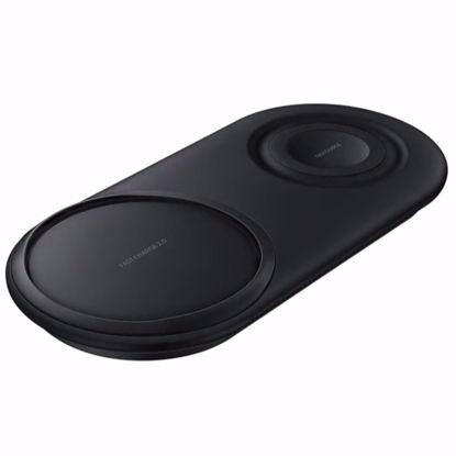 Picture of Samsung Samsung Wireless Charger Duo Pad in Black