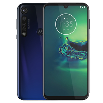 Picture of Motorola Moto G8 Plus - Cosmic Blue