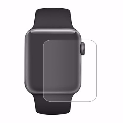 Picture of Eiger Eiger GLASS Tempered Glass Screen Protector for Apple Watch 38mm in Clear