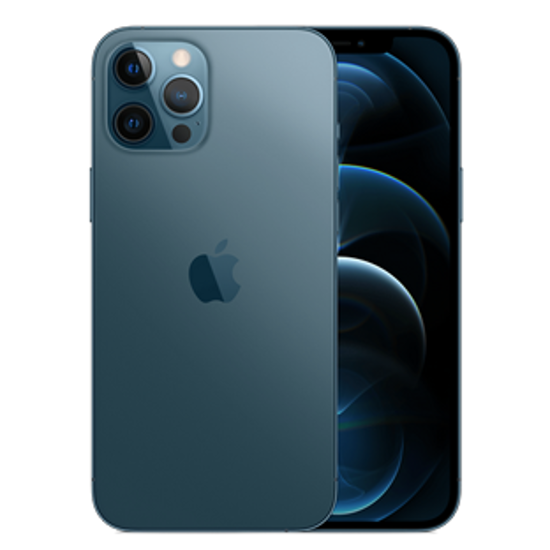 Picture of Apple iPhone 12 Pro Max 256GB Pacific Blue (MGDF3B)