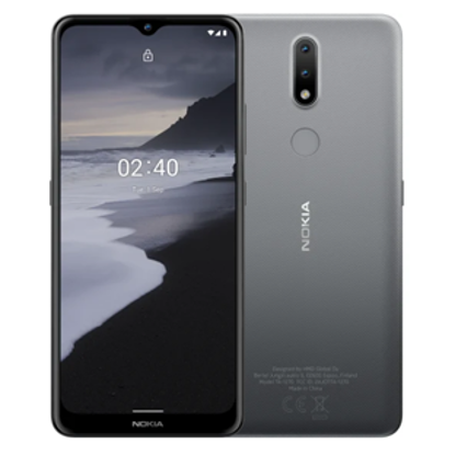 Picture of Nokia 2.4 Charcoal