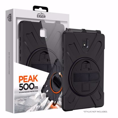 Picture of Eiger Eiger Peak 500m Case for Samsung Galaxy Tab Active3 in Black